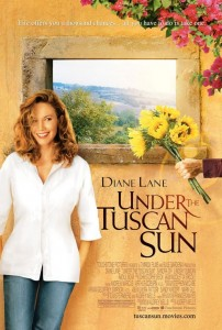 The film that launched many a female fantasy -- including my own! about life in bella Italia.