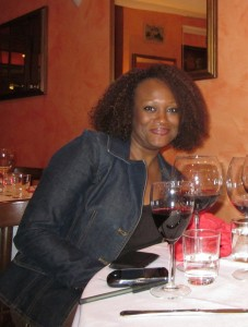 I'm all smiles at this charming restaurant in Nice, France. I'm even MORE thrilled to be spending 2012 in this fabulous country!