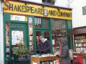I plan to make regular pilgrimages to Shakespeare and Company, a legendary bookstore across from Notre Dame on Paris' Left Bank.