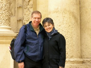 Walter and Sharon Sanders are diehard Italophiles who formerly lived in Florence -- and they'll be your engaging hosts for SimpleItaly's eight-day tour in April 2014.